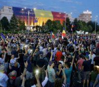 Румуны знова протестовали проти корупції