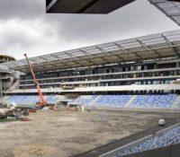В Братіславі буде єден з наймодернішых фотбаловых штадіонів