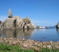 На Вікторіїнім озерї в Танзанії ся перевернув траєкт