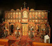 В Ладомировій обновили деревяну церьков