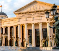 Македоньскы депутаты мають поліцайну охорону