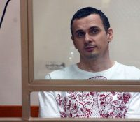 Олег Сенцов быв номінуваный на Нобелову ціну за мір