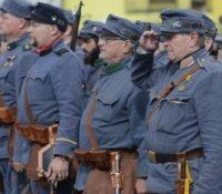 В Стропкові ся одбыло посвячіня воєньского цвинтаря