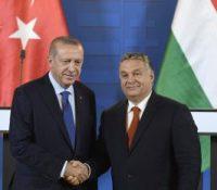 Орбан з Ердоґаном ся договорили на воєньскій співпраці