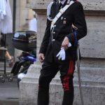 Uniformŷ italijskŷch karabinieriv vŷdumav slavnŷj Valentino