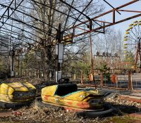 Україна хоче область коло бывшой ядровой електрарні Чернобіль достати до списку UNESCO