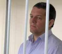Новинарь Роман Сущенко достав Орден одвагы