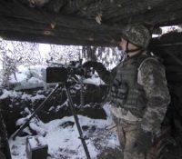 В Азурскім морю Росія стріляла на україньскы шыфы