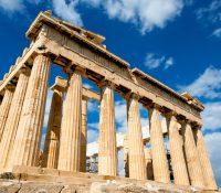 В Ґреції будуть постиговати жытелів протестуючіх протів повинному носіню охранных рушок