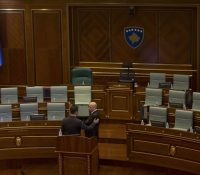 Косово увалило стоперцентны цла на доважаны товары і службы зо Сербії