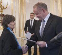 Словакія мать новых професорів