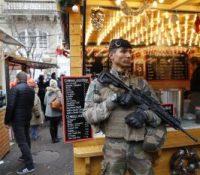 Французьска поліція застрїлила підозрілого з вівторковой стрїльбы в Штрасбурґу