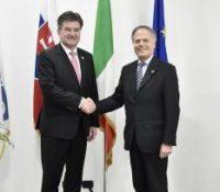 Словакія ся поставила на чело ОБСЕ