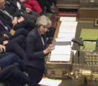"""Выступліня Британії з ЕУ без догоды буде вести до вытворіня режіму """"твердой границі"""""""