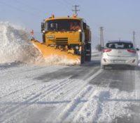 190 пожарників помагать з ліквідаційов снігу в Жілінскім краю