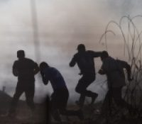 В пасьмі Ґазы знова зачали великы непокої