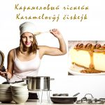 Karamelovŷj čiskejk / Карамеловый чіскейк
