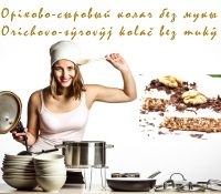 Orichovo-sŷrovŷj kolač bez mukŷ / Оріхово-сыровый колач без мукы