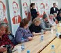 В суботу собі Русины в Меджілабірцях припомянули 28-му річницю од проходжіня 1-го Світового конґресу