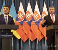 Словакія xoче быти частьов конзорція, котре буде реконштруовати пліновод на Україну
