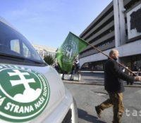 Найвышсый суд вырішує о можнім розпущіню Людовой страны наше Словенско