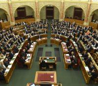 Мадярьскый парламент схвалив акчный план охороны родины