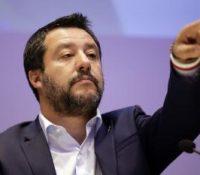 Салвіні хоче нову фракцію в европарламенті