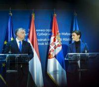 Сербія є вдячна Мадярьску за підпору