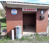 Найвекшым проблемом Ольшынкова суть приступовы путі до села