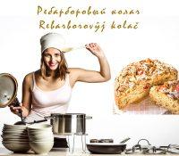 Ребарборовый колач / Rebarborovŷj kolač