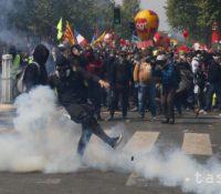 У Франції ся одбыли дальшы штрайкы