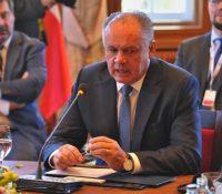 Презідент Кіска у Пряшові діскутовав о заместнаности і здравотницьтві