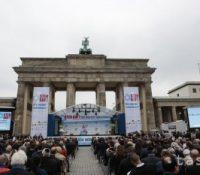 Аж о 20 процентів ся в Німецьку звышыли проявы хенофобії і антисемітьскых злочінів