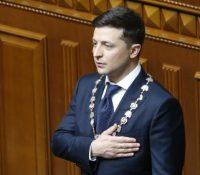 Зеленьскый оголосив розпущіня парламенту