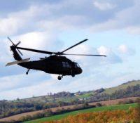 Днесь і завтра перелетять через нашу територію америцькы гелікоптеры