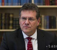 Марош Шевчовіч ся став кандідатом СР за члена ЕК на дальшый функчный період