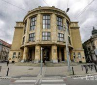 Перед 100-роками была заснована Універзіта Коменьского в Братіславі