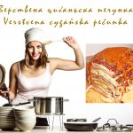 Verstvena cygaňska pečunka / Верствена циґаньска печунка