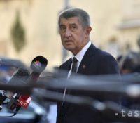 """Андрей Бабіш повів, же """"Чеська република не є Словакійов….."""""""