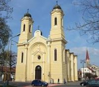 Катедралный собор Народжіня пресвятой Богородиці в Кошыцях выставує вынятковый реліквіярь