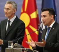Северна Македонія вступить до НАТО в році 2020