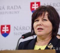 Анна Верешова, котра одходить з клубу OĽaNO, собі думать, же рух несхосновав успіх у вольбах в рамках реґіону