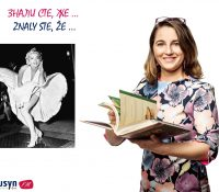 …Marilin Monro i kraľovna Jelizaveta II. … 27. 6. 2019