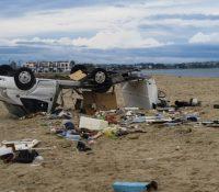 Буря в Ґрецьку собі выжадала уж сім жертв