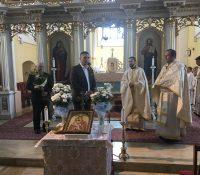 Камюнка мать нового священика