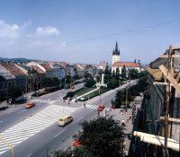 Місто Пряшів в минулім року зреалізувало многы вызначны інвестичны проєкты