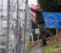 Італія хоче спрісніти гранічны контролі зо Словінском