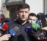 На Україні одбыли ся передчасны парламентны вольбы