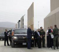США посилнює стражіня границь з Мехіком