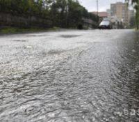 Вчера были найвыдатнішы опады главні в Жілінскім краю і в області Татер